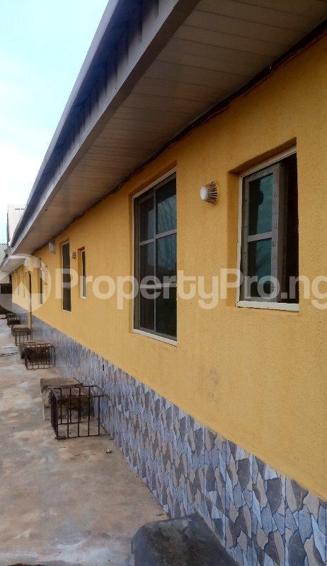 1 bedroom mini flat  Self Contain Flat / Apartment for rent Tanke, Oke-odo, UniIlorin Ilorin Kwara - 0