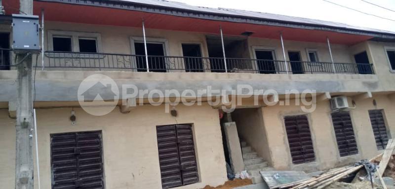 1 bedroom mini flat  Flat / Apartment for rent Bariga Shomolu Lagos - 1