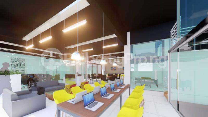 Workstation Co working space for rent  The City Mall Lagos Island Lagos Onikan Lagos Island Lagos - 1