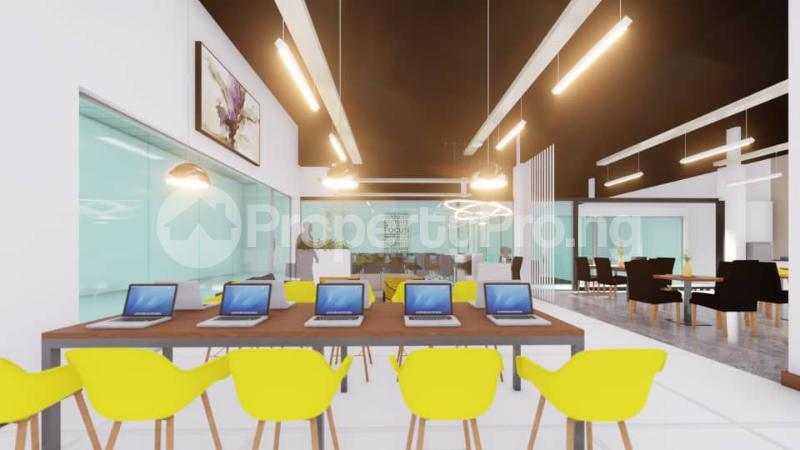 Workstation Co working space for rent  The City Mall Lagos Island Lagos Onikan Lagos Island Lagos - 2
