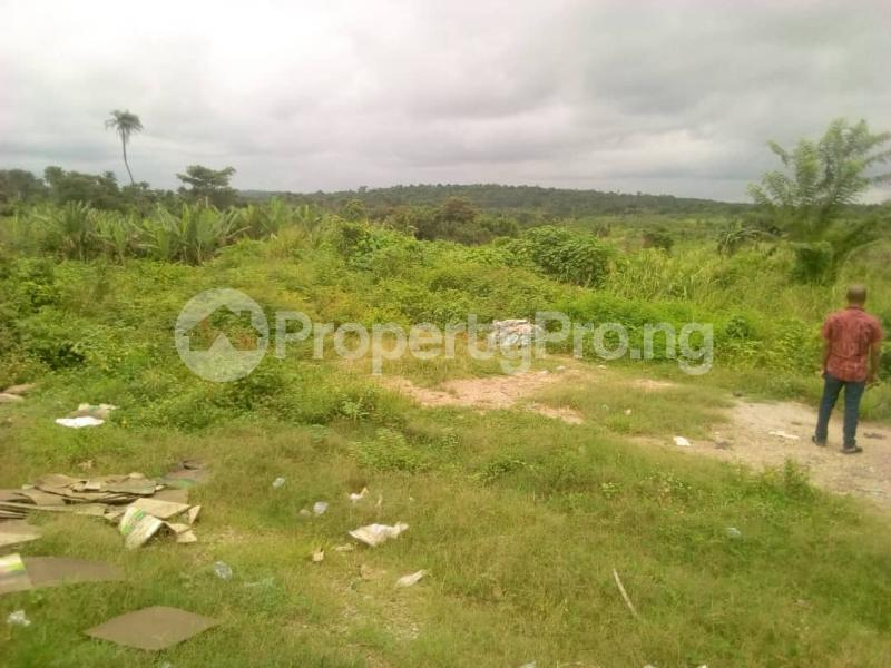 Commercial Land Land for sale Ibadan to Lagos express way  Ibadan Oyo - 0
