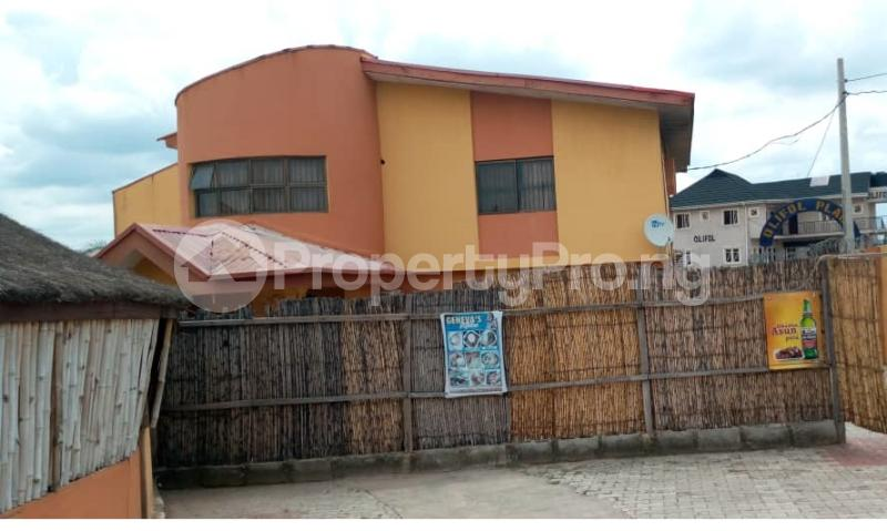 Hotel/Guest House Commercial Property for rent sharp corner oluyole estate Ibadan.  Ibadan Oyo - 0