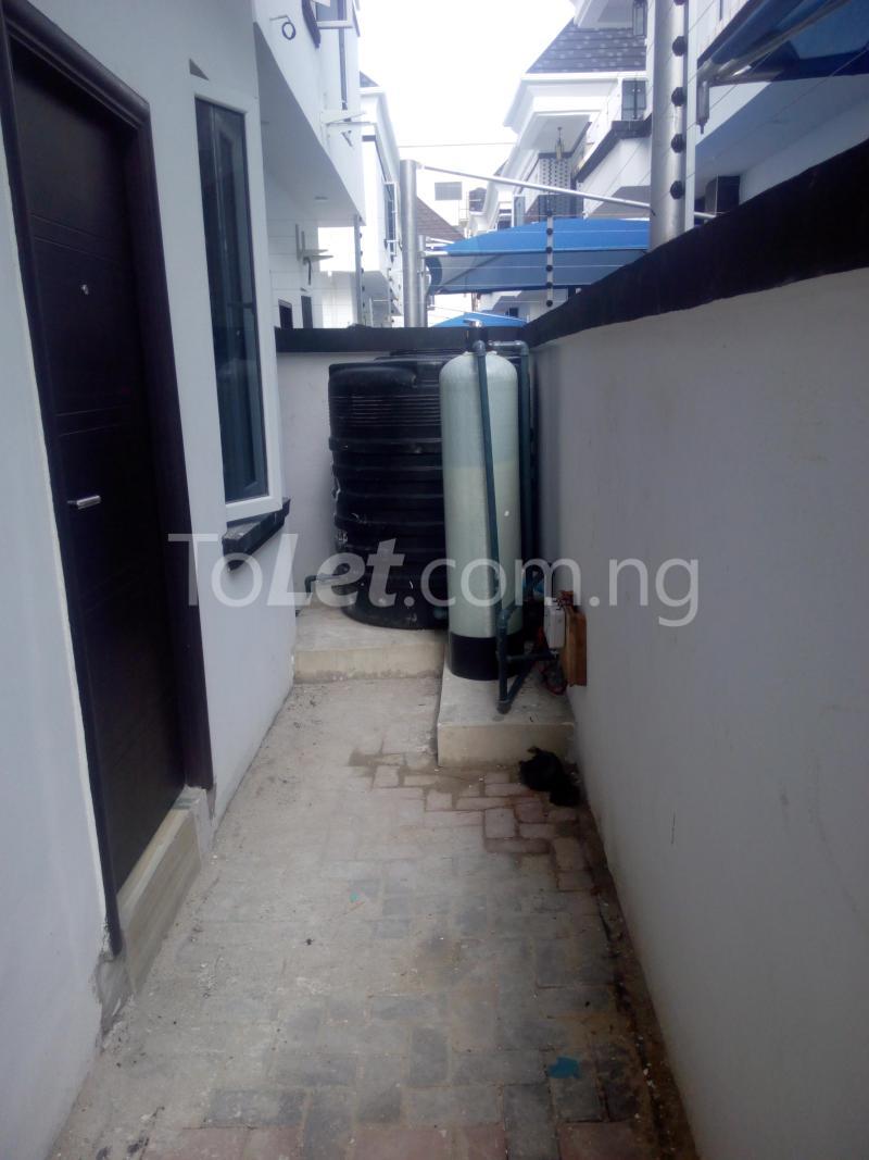 5 bedroom House for sale Behind Chevron Estate Lekki Lagos chevron Lekki Lagos - 13