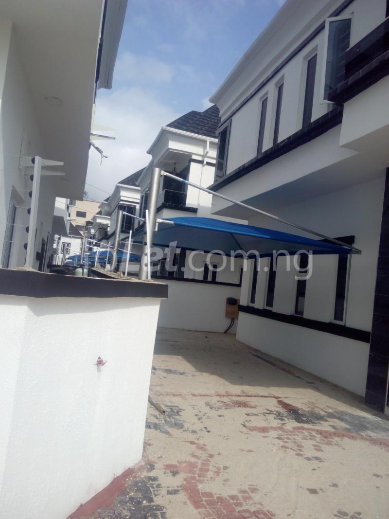5 bedroom House for sale Behind Chevron Estate Lekki Lagos chevron Lekki Lagos - 2
