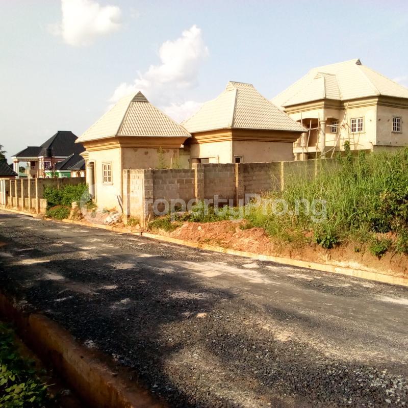 Residential Land Land for sale Off Irhirhi-Arougba road Oredo Edo - 1