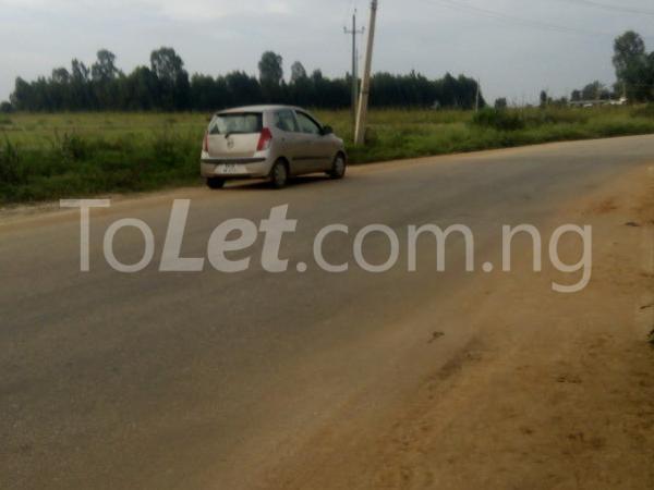 Land for sale Afon main road, Afon Asa Kwara - 1
