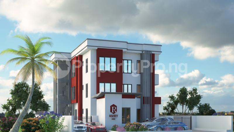 1 bedroom mini flat  Mini flat Flat / Apartment for sale Ologolo Lekki Lagos - 3