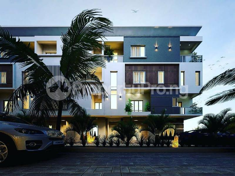 3 bedroom Massionette House for sale Elegushi Lekki Phase 2 Lekki Lagos - 0