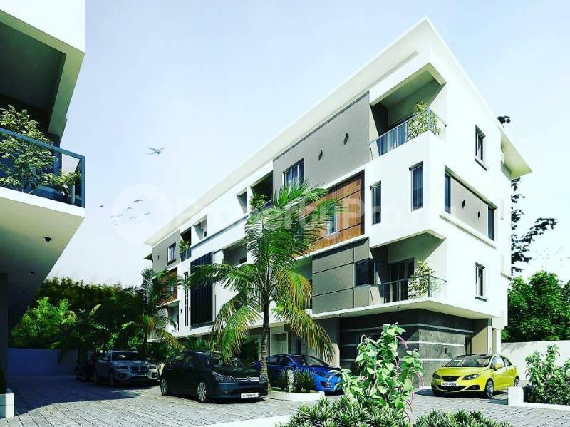 3 bedroom Massionette House for sale Elegushi Lekki Phase 2 Lekki Lagos - 5