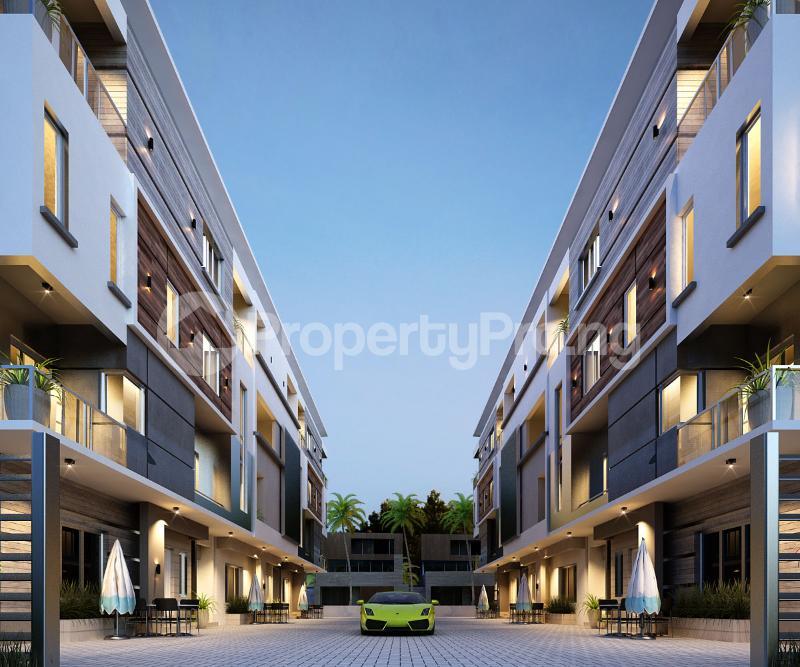 3 bedroom Massionette House for sale Elegushi Lekki Phase 2 Lekki Lagos - 1
