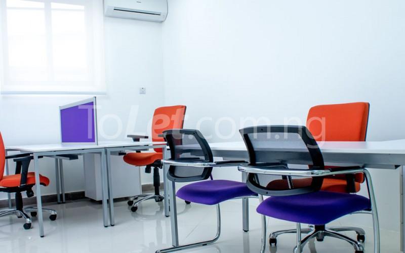 Office Space Commercial Property for shortlet 5, Isaac John Street  Ikeja GRA Ikeja Lagos - 1