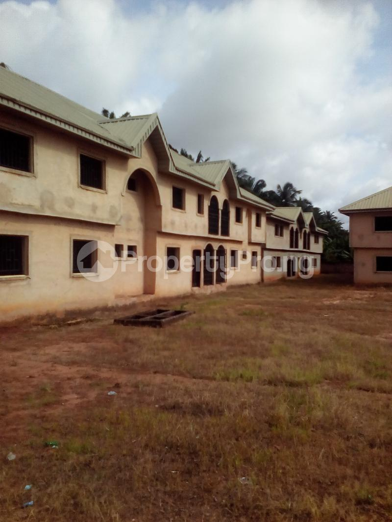 3 bedroom Shared Apartment Flat / Apartment for sale Faith drive off country home motel road Oredo Edo - 1