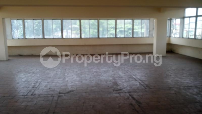 Office Space Commercial Property for rent Herbert macaulay Sabo Yaba Lagos - 1