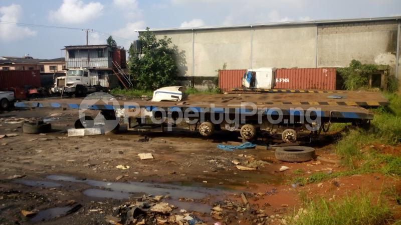 Mixed   Use Land Land for sale Comfort Oboh street Kirikiri Apapa Lagos - 0