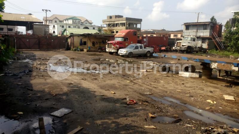 Mixed   Use Land Land for sale Comfort Oboh street Kirikiri Apapa Lagos - 1