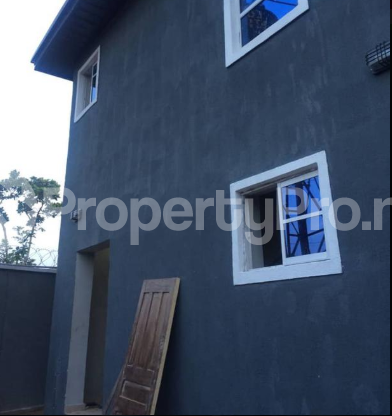 1 bedroom mini flat  Self Contain Flat / Apartment for sale federal university of agriculture Umudike Umuahia North Abia - 1