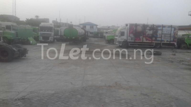 Land for sale Oshodi Apapa Expressway Oshodi Lagos - 1