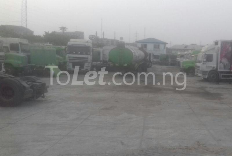 Land for sale Oshodi Apapa Expressway Oshodi Lagos - 3
