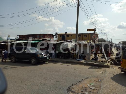 Land for sale agege motor road Oshodi Expressway Oshodi Lagos - 0