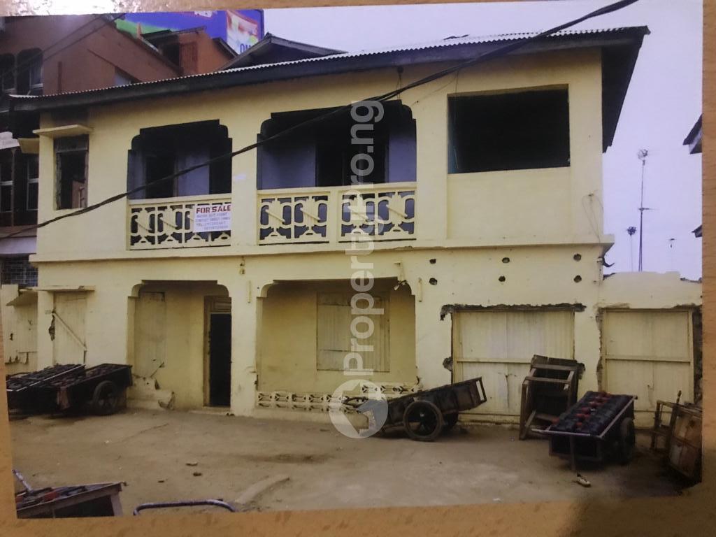 4 bedroom Blocks of Flats House for sale Palmgroove busstop, ikorodu road opposite ortopaedic hospital igbobi, busstop, ikoruodu road Ikorodu road(Ilupeju) Ilupeju Lagos - 1