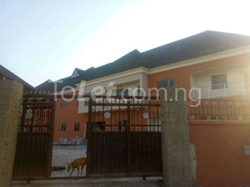 5 bedroom House for rent Behinde Lento Aluminum Company, Jabi Abuja - 6