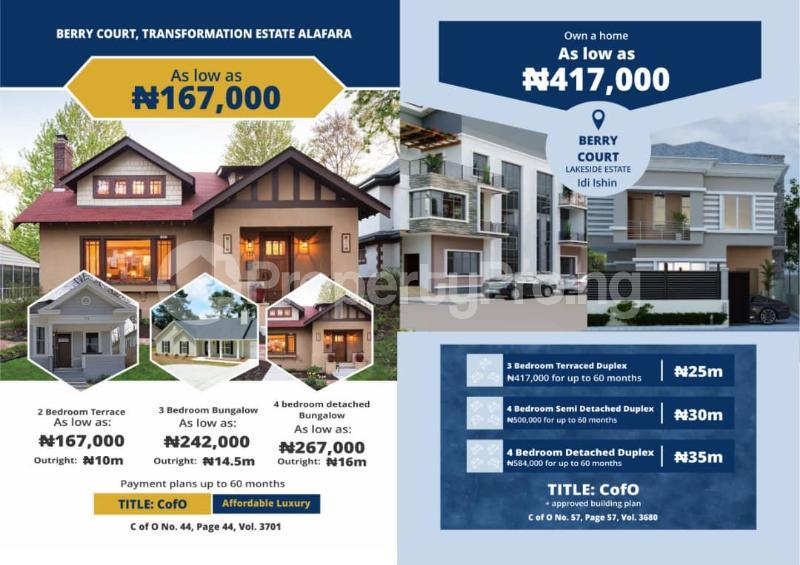 3 bedroom Terraced Bungalow House for sale Alafara Idishin Ibadan Oyo - 7