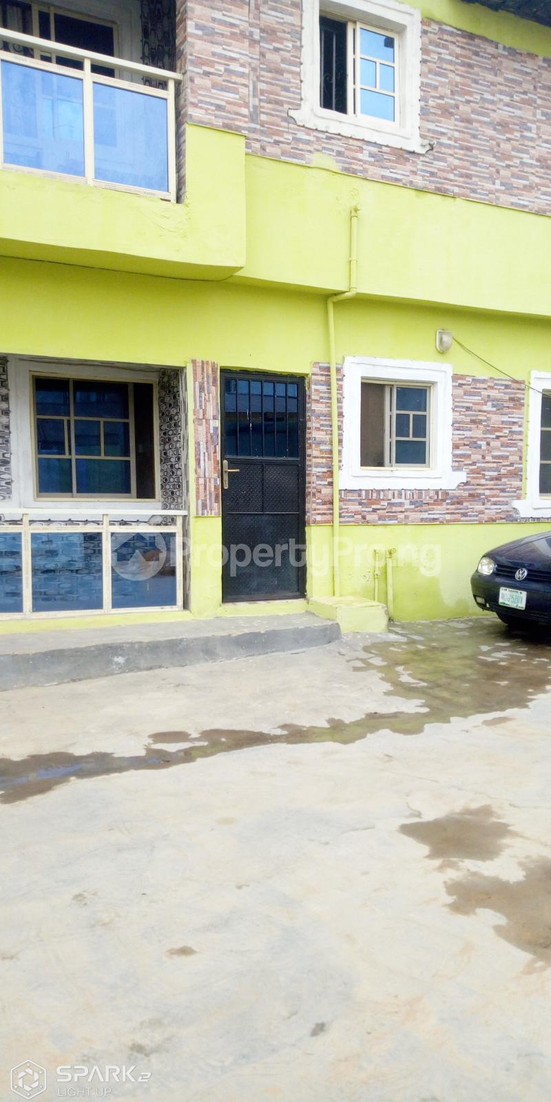2 bedroom Flat / Apartment for rent private estate Magboro Obafemi Owode Ogun - 0
