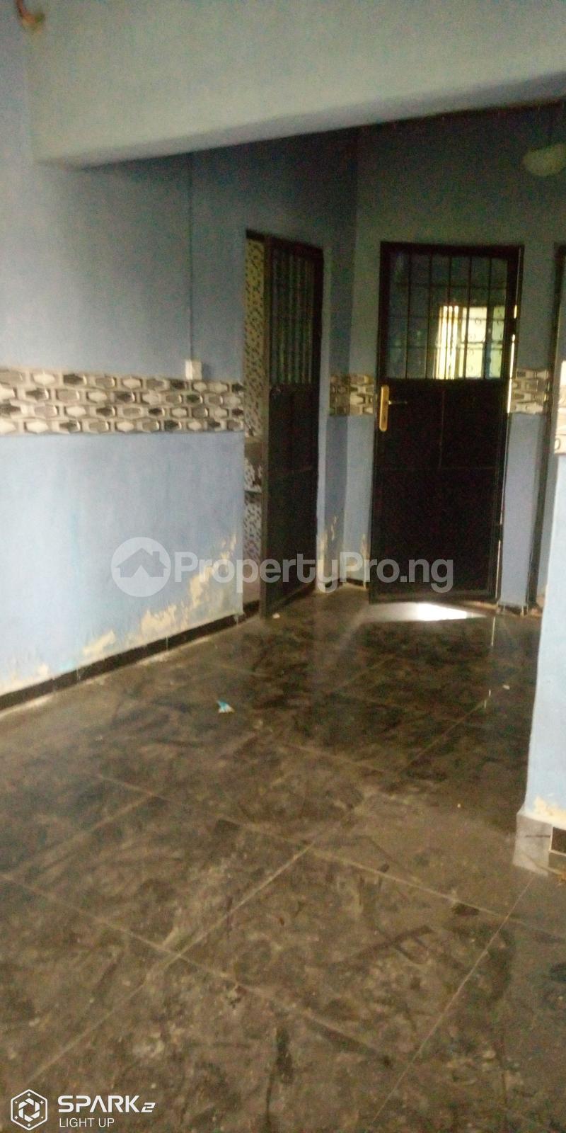 2 bedroom Flat / Apartment for rent private estate Magboro Obafemi Owode Ogun - 1
