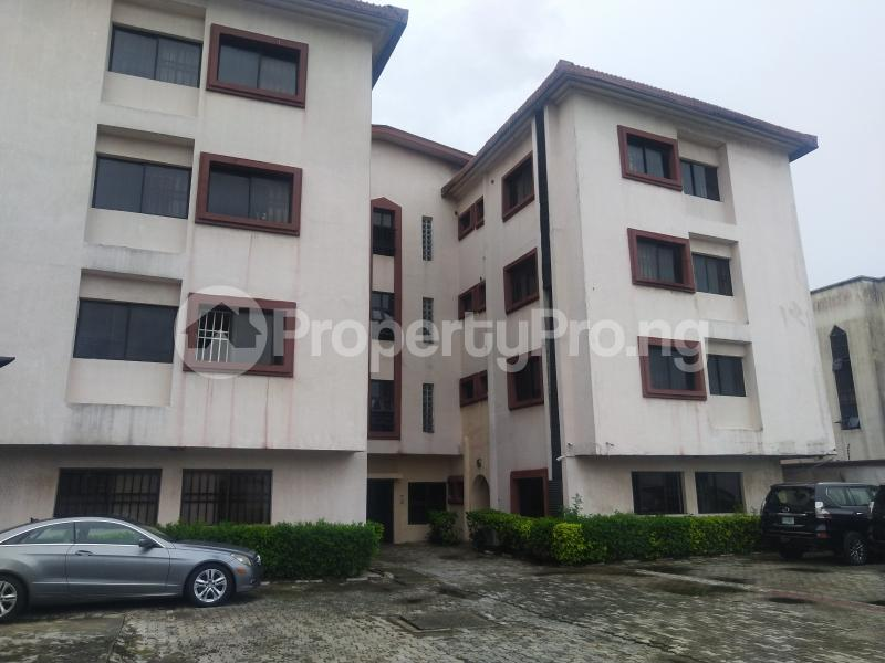 2 bedroom Flat / Apartment for rent Parkview Estate Ikoyi Lagos - 0