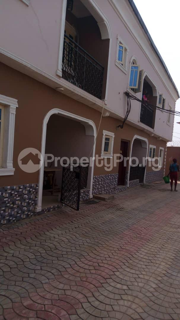 2 bedroom Flat / Apartment for rent Ile-epe bustop very close to Oke-odo Junior high School Abulegba Oke-Odo Agege Lagos - 0