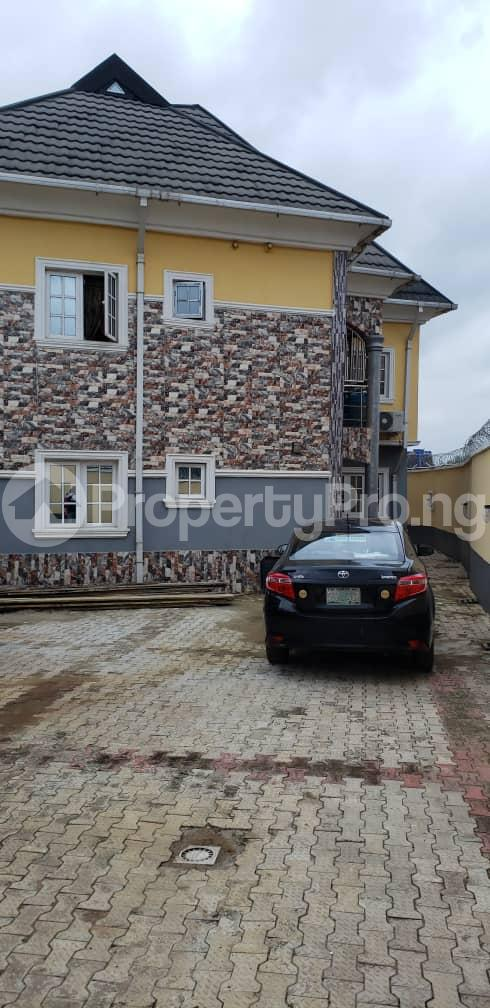 2 bedroom Flat / Apartment for rent goodwill estate, Berger Ojodu Lagos - 1