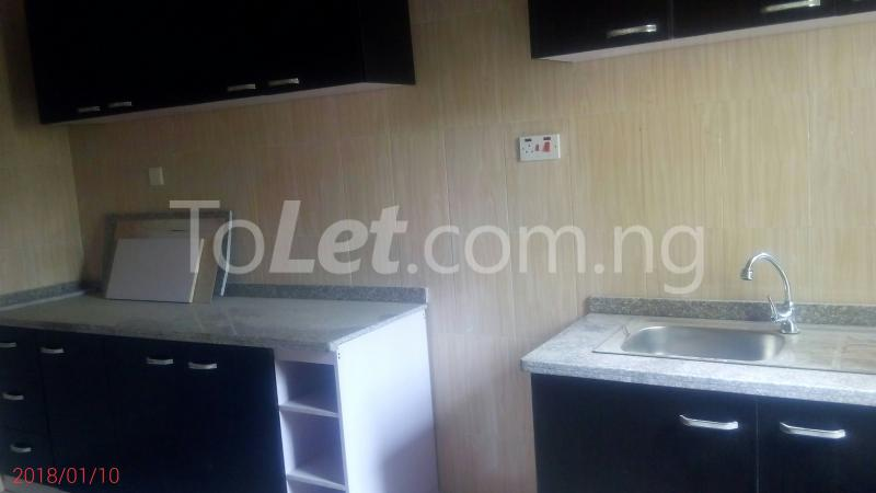 2 bedroom Flat / Apartment for rent Off Charity road Abule Egba Abule Egba Lagos - 1