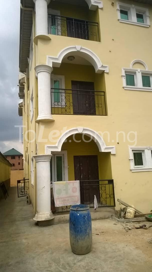 2 bedroom Flat / Apartment for rent Idi-Araba  Mushin Lagos - 0