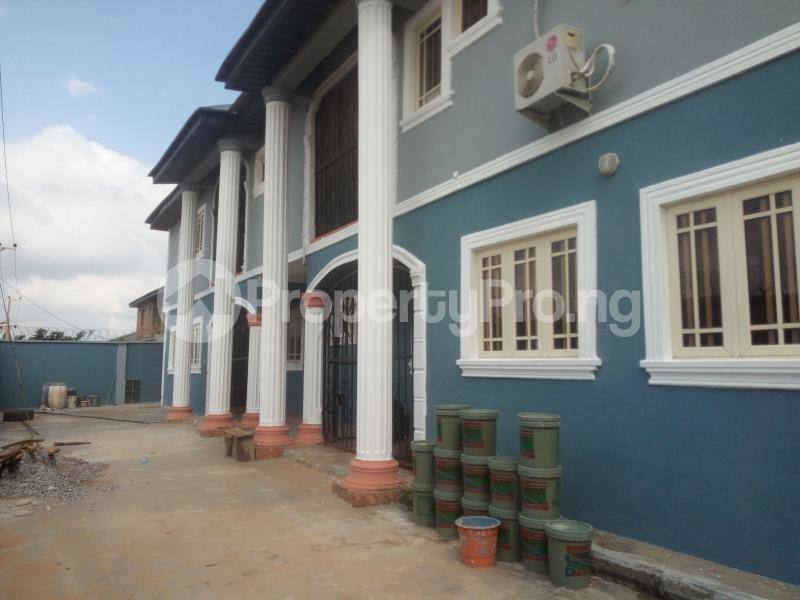 2 bedroom Self Contain Flat / Apartment for rent 19, AIT ESTATE, OFF RAY POWER, ALAGBADO LAGOS Alagbado Abule Egba Lagos - 0