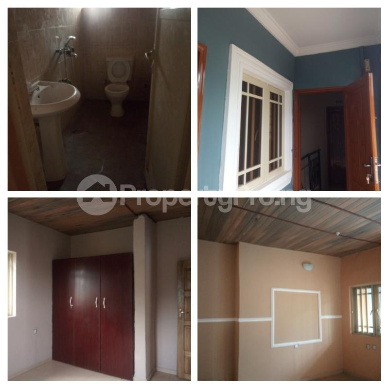 2 bedroom Self Contain Flat / Apartment for rent 19, AIT ESTATE, OFF RAY POWER, ALAGBADO LAGOS Alagbado Abule Egba Lagos - 1