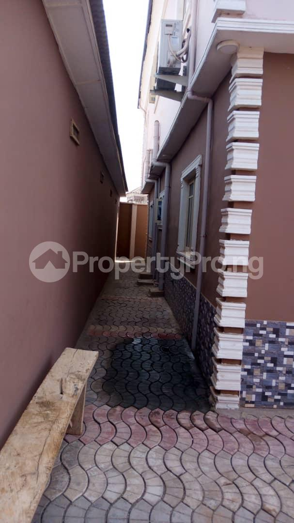 2 bedroom Flat / Apartment for rent Ile-epe bustop very close to Oke-odo Junior high School Abulegba Oke-Odo Agege Lagos - 10