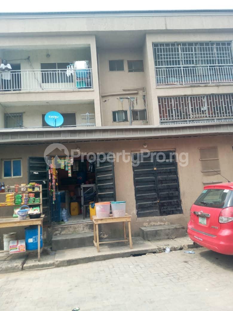 2 bedroom Flat / Apartment for rent Aguda Surulere Lagos - 0