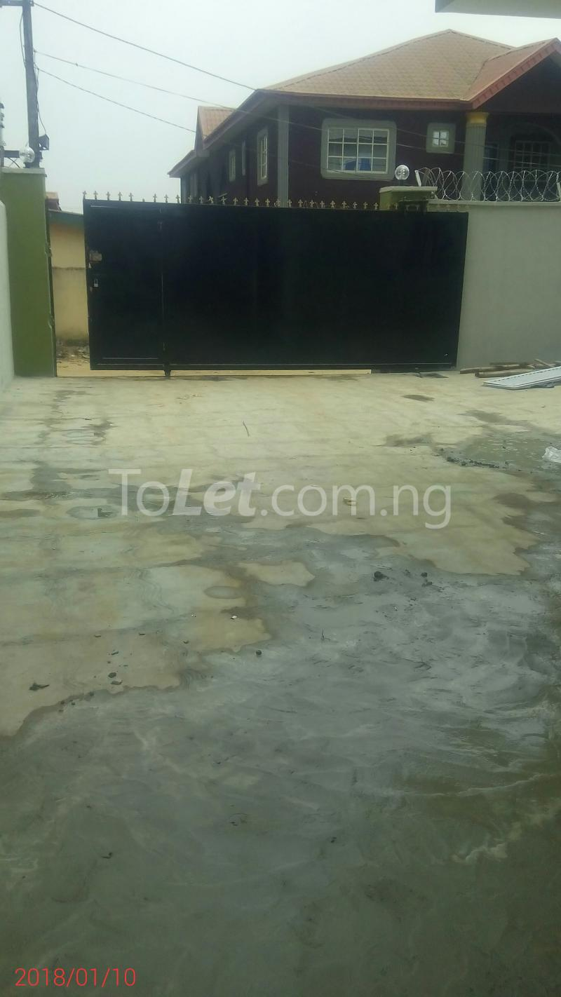 2 bedroom Flat / Apartment for rent Off Charity road Abule Egba Abule Egba Lagos - 0