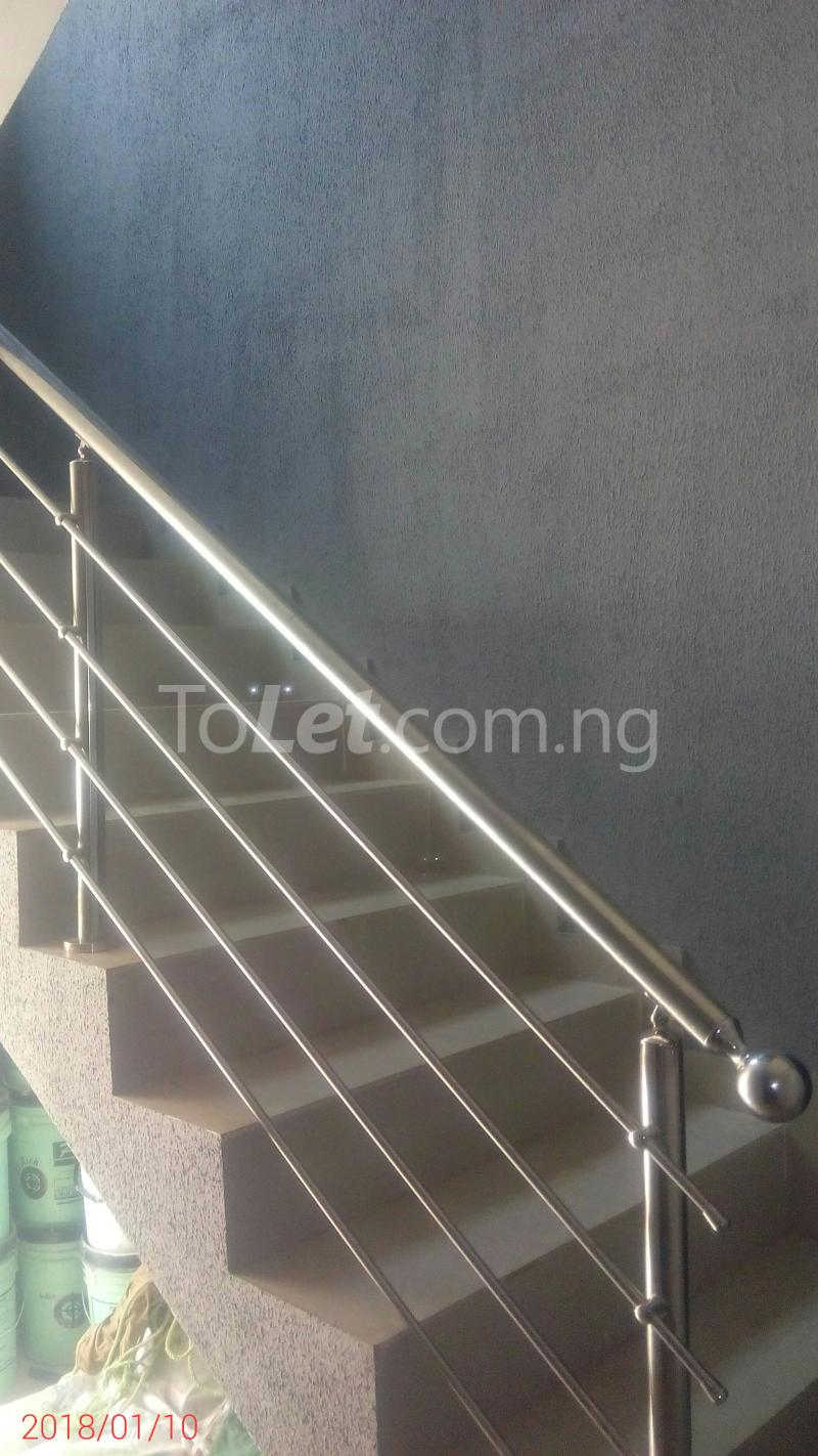 2 bedroom Flat / Apartment for rent Off Charity road Abule Egba Abule Egba Lagos - 5