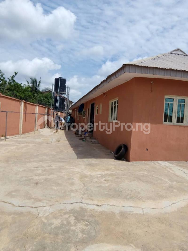 2 bedroom Flat / Apartment for rent elebu behind commodore hotel off akala express,ibadan Akala Express Ibadan Oyo - 0