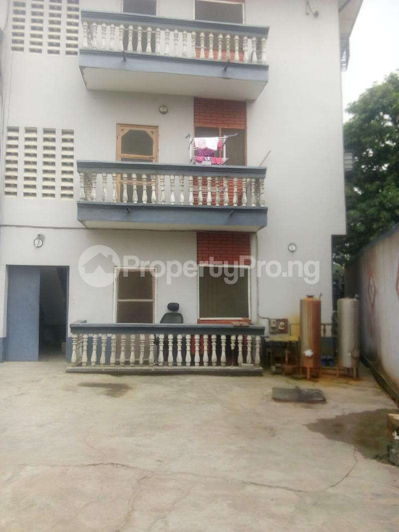 2 bedroom Flat / Apartment for rent Victor olaiya street off ademola ojomo  Aguda Surulere Lagos - 0