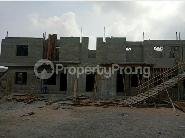 2 bedroom Terraced Duplex House for sale Sangotedo Ajah Lagos - 1