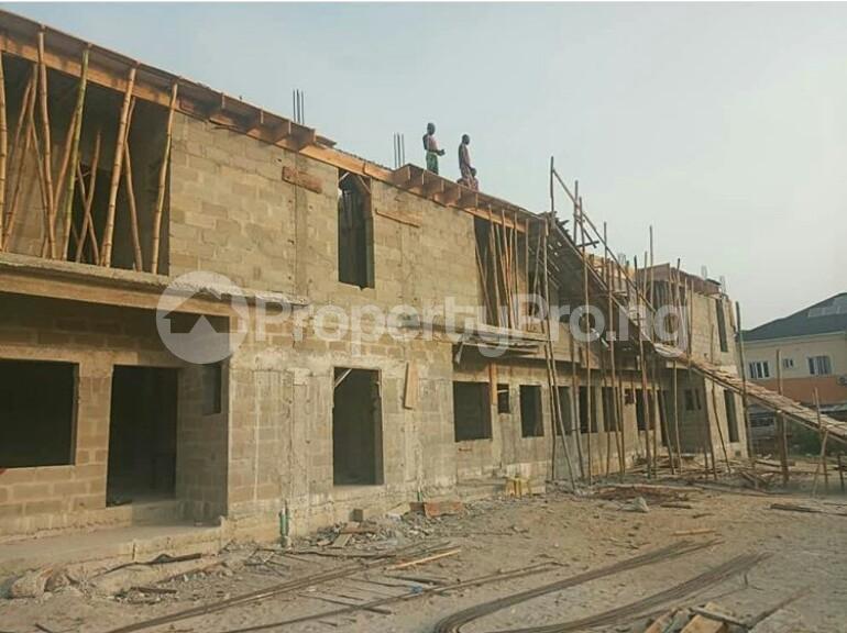 2 bedroom Terraced Duplex House for sale Sangotedo Ajah Lagos - 3