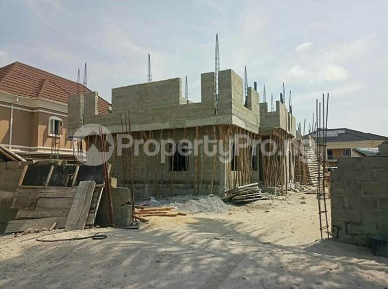 2 bedroom Terraced Duplex House for sale Sangotedo Ajah Lagos - 2
