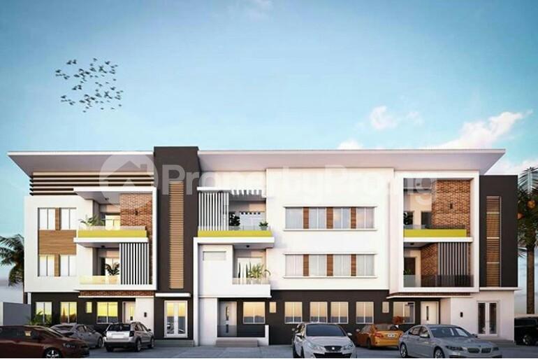 2 bedroom Terraced Duplex House for sale Sangotedo Ajah Lagos - 0