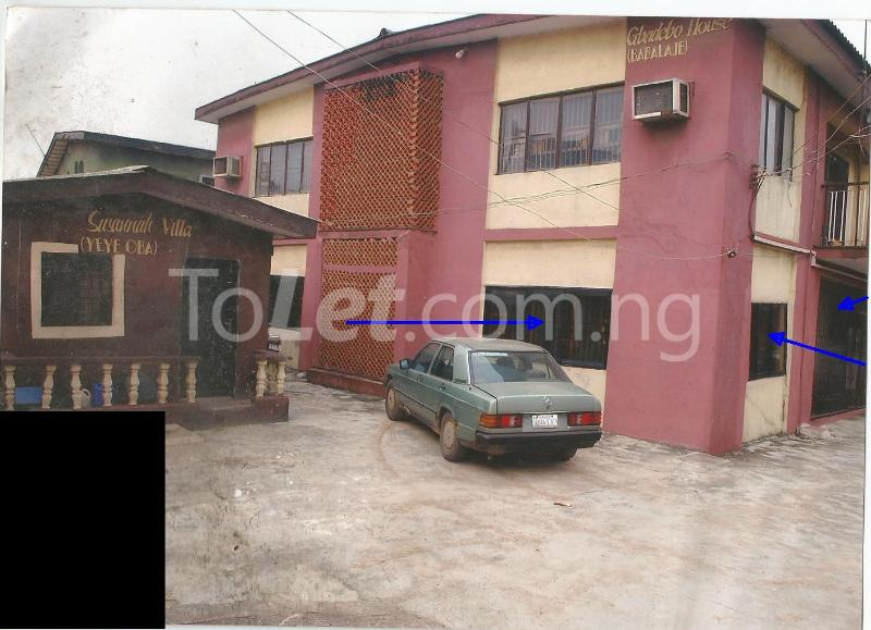 2 bedroom Flat / Apartment for rent Okeowo-Somorin Street Ifako-gbagada Gbagada Lagos - 1