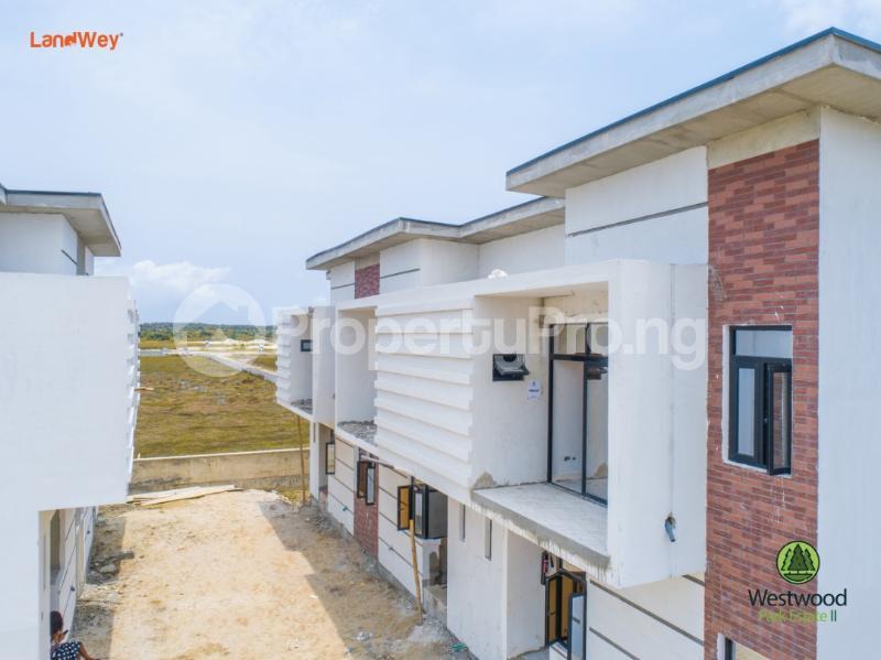 2 bedroom Terraced Duplex House for sale Monastery road Sangotedo Lagos - 1