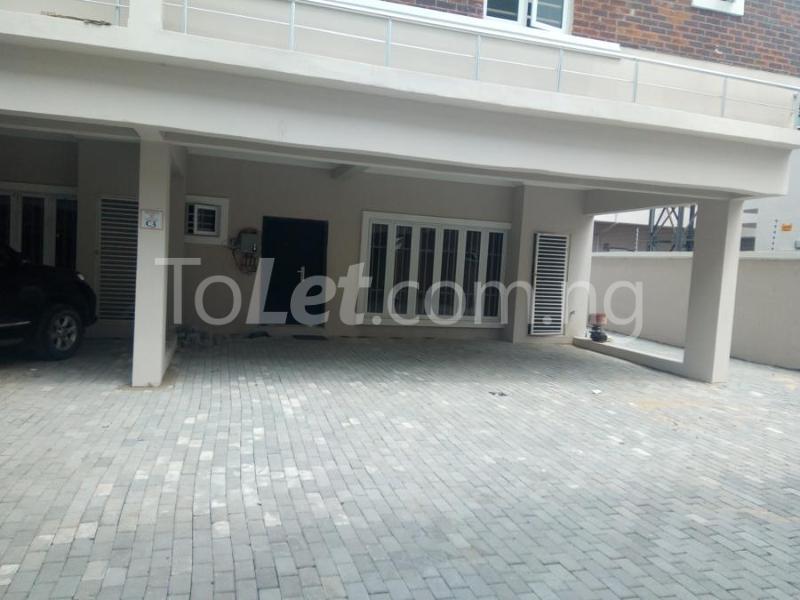 2 bedroom House for sale mini estate along Orchid Hotel Road chevron Lekki Lagos - 1