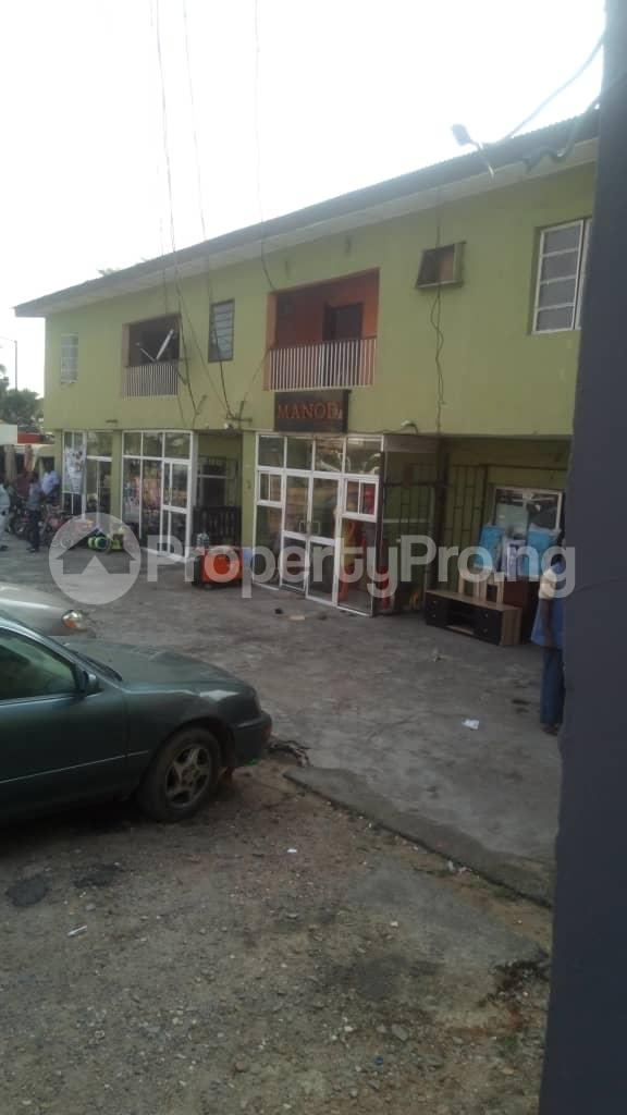 Office Space Commercial Property for rent ANTHONY Anthony Village Maryland Lagos - 0