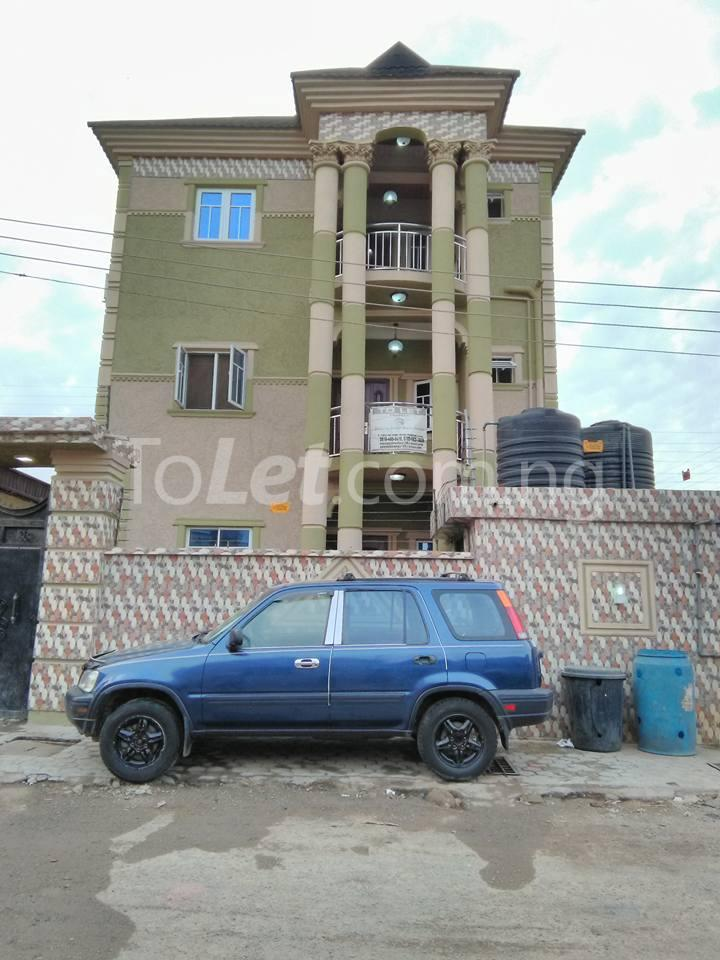 2 bedroom Flat / Apartment for rent Off Shoretire Street Agege Lagos - 0